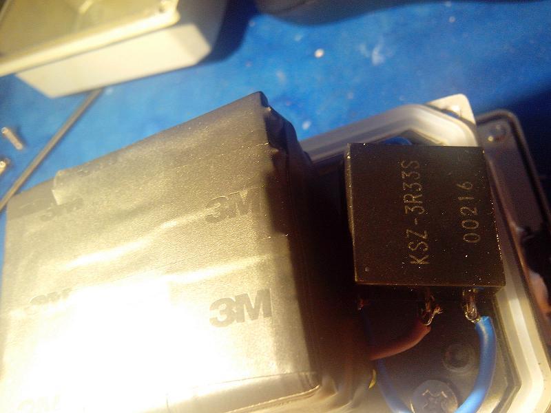 3R33搭棚的升压电路